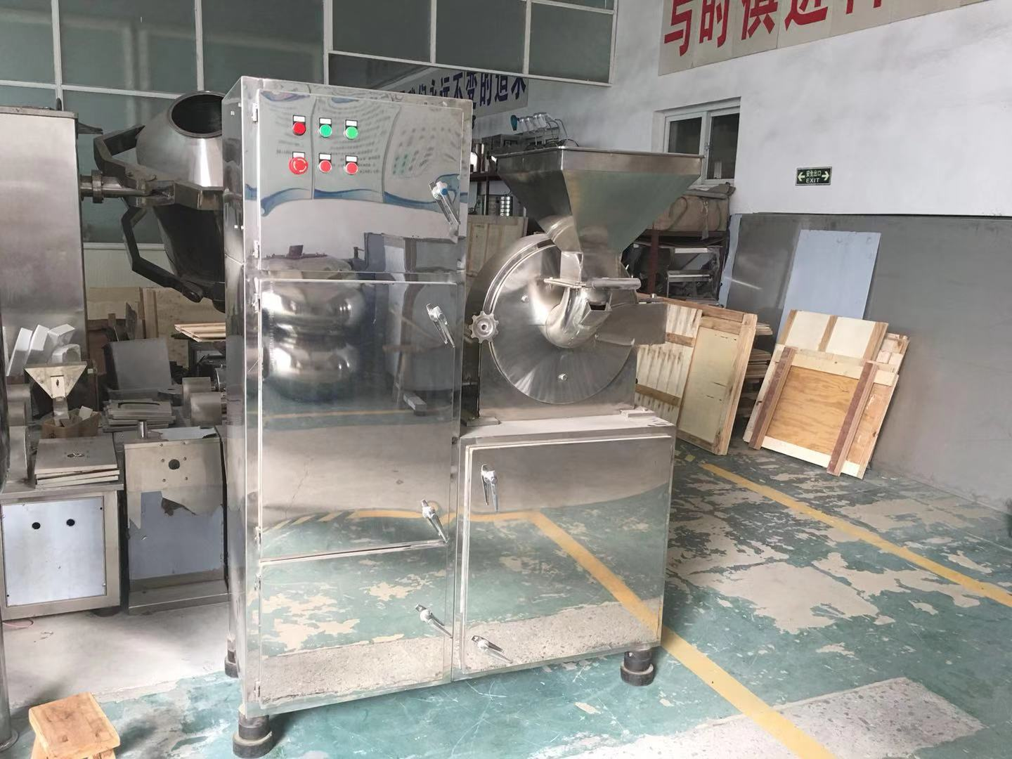 Multi-Function Powder Equipment Sugar Grinder Special Grinder For Chocolate Factory