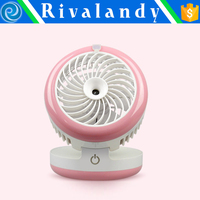 Home appliances portable handheld usb rechargeable battery table mini fan