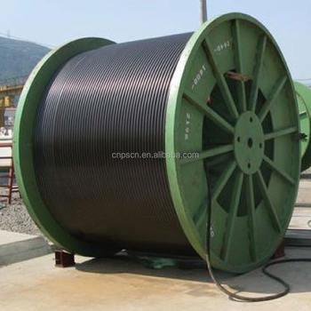 API 5ST coiled tubing for oil and gas well logging or drilling and completion