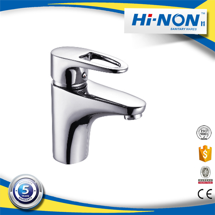 Fast delivery hot and cold water face basin faucet wash hair basin faucet