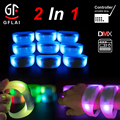 New For 2018 Party And Event Items Silicone Remote Controlled Led Bracelet