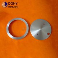 High precision cnc machining precision aluminium ring