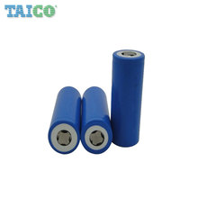 2000mAh 3.7v 18650 Battery Cell Dimensions