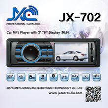 Car mp5 player with usb/sd/dvd/cd function JXC-702