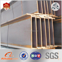 JIS standard Q235 Q345 structural carbon steel c type purlin,H beam ,building material