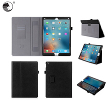 Hot New Product Folding Stand PU Smart Tablet Cover Case for iPad Pro 12.9