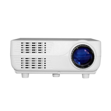 High quality QVGA 480* 320 (153600 Pixels) Mini Games Video HD Cinema Projector support 1080p hd