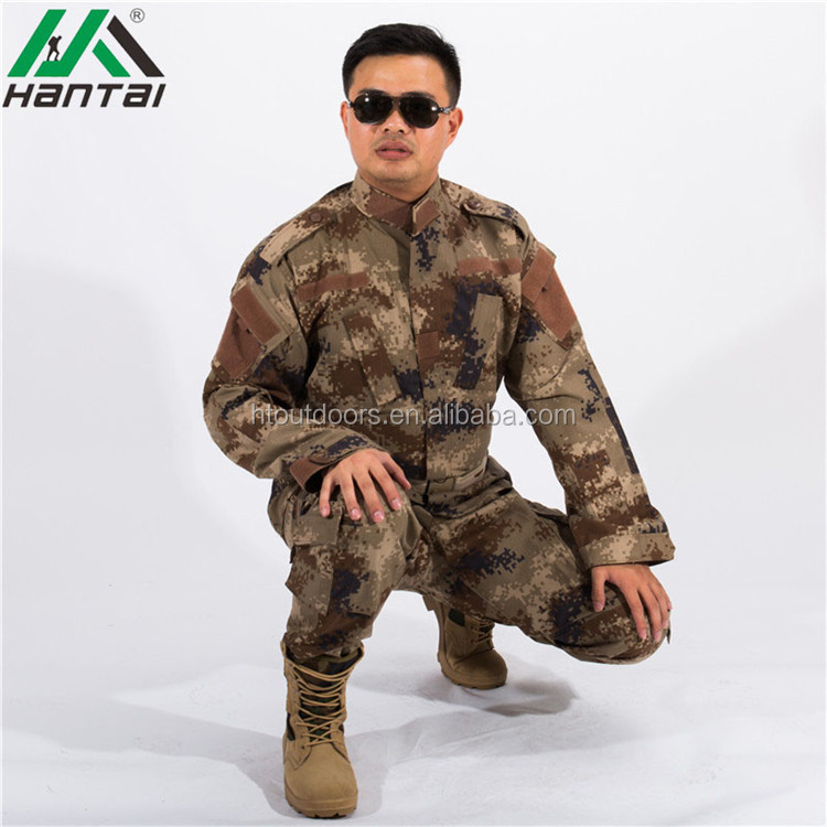 Newest Made in ACU China desert uniforms french army