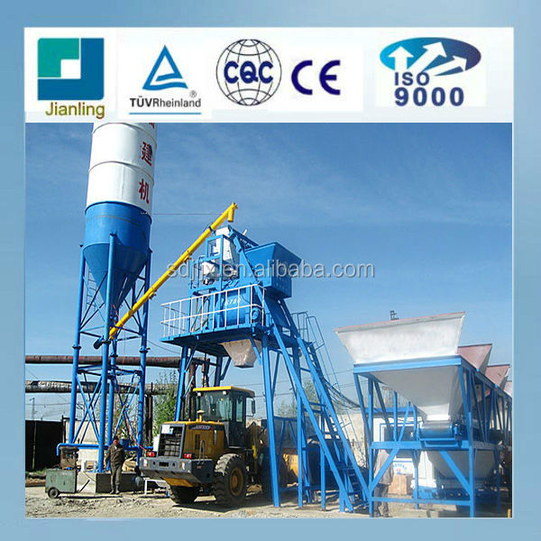 Construction Machinery Tool ,concrete mixing plant HLS90 / concrete mixing staton HLS90