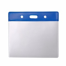 Personalized PVC vinyl business credit visa card holder