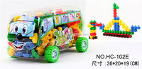 Building blocks toys,educational building block toy HY102E
