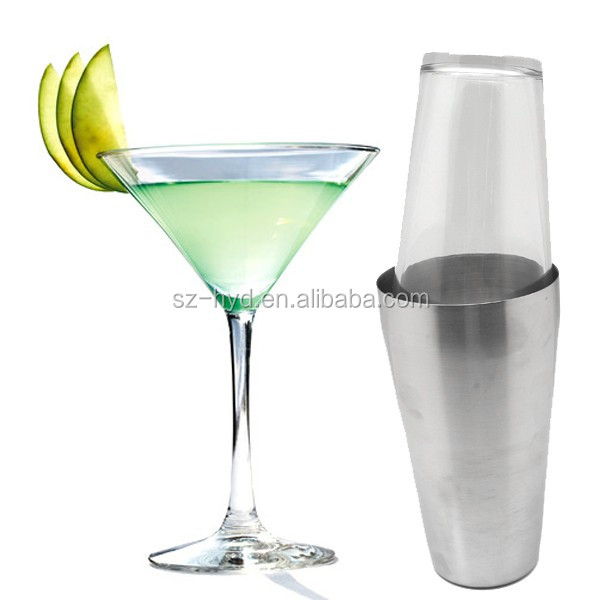 Party 5 Pieces Stainless Steel Cocktail Shaker Set