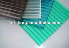 colored polycarbonate hollow sheet