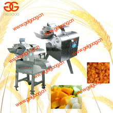 Vegetables and Fruit cubes cutting Machine| Carrot cubes cutting machine| Radish cubes curring machine