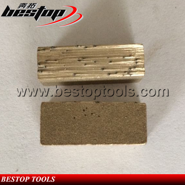 Bestop Hot Sale Fast Cutting Marble Blade Segment for Iran Market