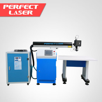 Fast speed advertising channel letter laser welding machine price