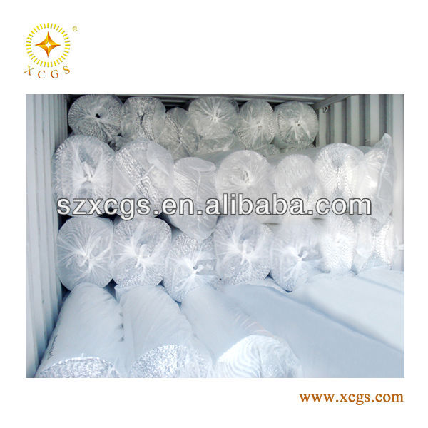 electric heat pipe insulation,heat resistant/acoustic insulation material,aluminium foil roof heat insulation material