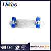 promotional 22 inch PC finger skateboard toys