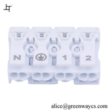 High Quality 5-way Electrical Screwless Quick Connect Wire Connectors