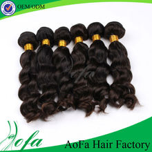 Double wefts ture lengths natural virgin wet and wavy braiding bulk hair