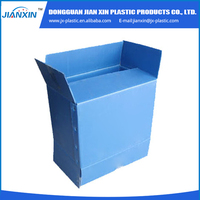 Factory Cheap Wholesale corrugated plastic shipping box