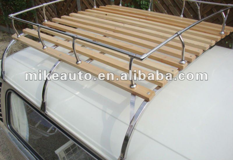 vw Roof rack westyfalia splitscreen Baywindow Bus Kombi Type 2 Split Bay window Stainless Steel roofrack