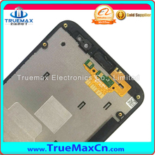 Wholesale Mobile Phone Spare Parts For BlackBerry Z30 Verizon LCD Display Assembly With Frame