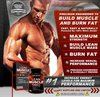 Lean Muscle - Daily Performance Pills for Men
