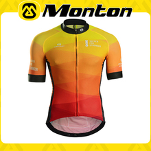 Hot selling OEM new design modern short sleeve jersey cycling/outdoor clothing