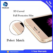Phone Accessories 9H Screen Protector Tempered Glass For iPhone 7 With Nice Crystal Packing