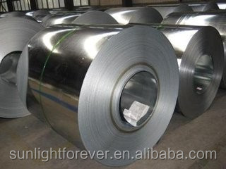 DX51D China steel factory GI steel /Galvanized coil manufacturer