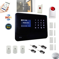 OEM Spanish Cheer GS-WWG01D wifi gsm alarm security systems