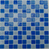 Cheap Glass Mosaic For Swimming Pool