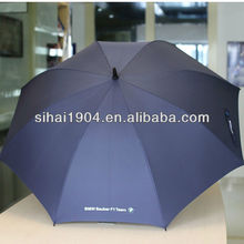 Promotional customized umbrella for golf club