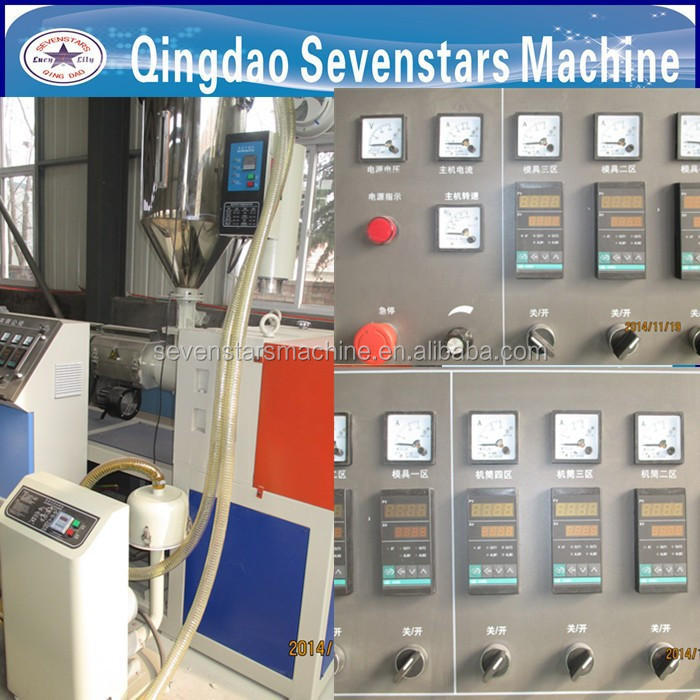 high capacity PP straps machine plastic strap making machine