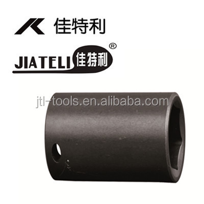 "1/2"" Hexagonal/6pt Drive Impact Socket, DIN Standards, CRV, good quality"