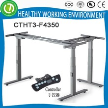 Electric height adjustable table germany& Electical height adjustable metal office desk&products you can import from China