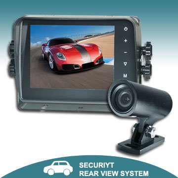 5.6 Inch TFT LCD color digital car monitor with touch button system