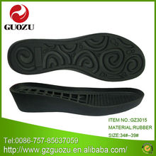 pvc insole material and rubber outsole material cool running shoes sole
