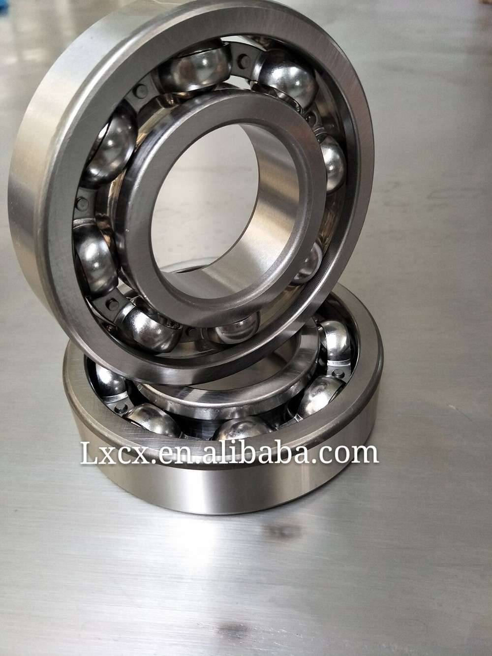 Quality bearing deep groove ball bearing 6321 (105*225*49mm)OPEN Z ZZ N RZ RS 2RZ 2RS