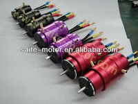 370L 24*45mm brushless dc motor boat 450MM mini shrimp