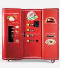 Popular let's pizza vending machine for subway school office