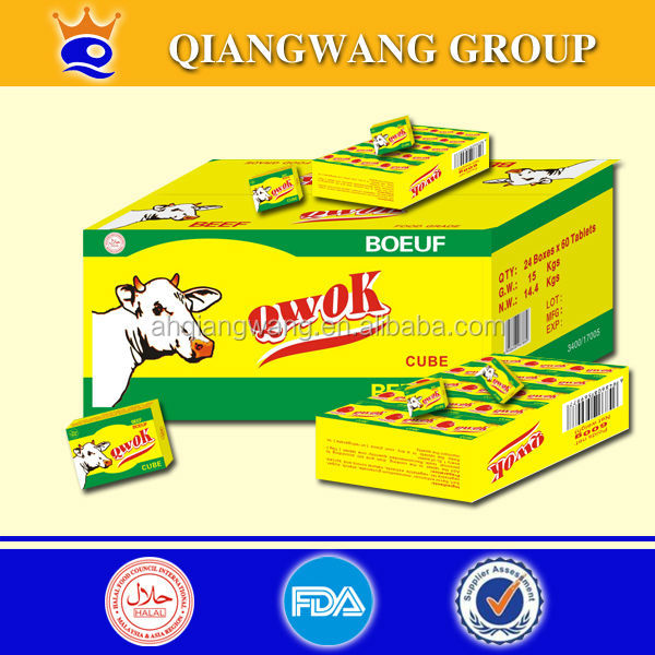 qwok series beef condiments