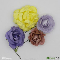 Biodegradable flower as business gift