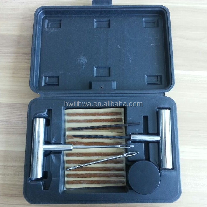 Tire puncture repair tools kit with high quality