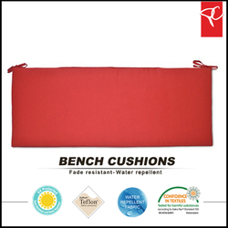 NSBC Customized outdoor bench cushion for All Weather