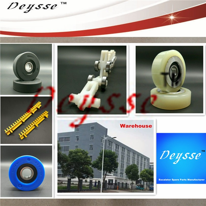 O-T-I-S 19Joints Escalator Handrail Newel Chain 6000-2RSBearing