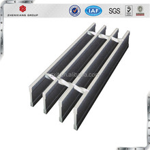 china supply galvanized steel grating trench cover/stairs/fence/bar grating