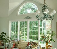 tilt and turn European style wood windows