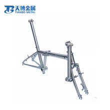 2017 hot selling Factory Price 20 inch folding bike frame